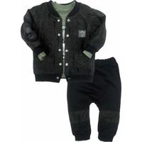 Necix Armalı Ceketli Erkek Bebek Takım