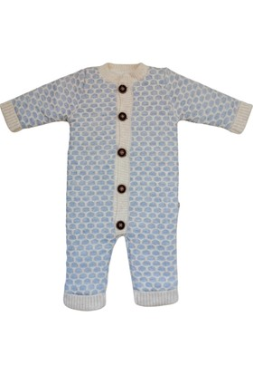 Puppis Baby Petek Örgü Welsoft Triko Tulum
