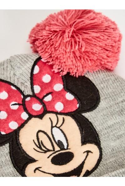 LC Waikiki Minnie Mouse Kız Çocuk Bere