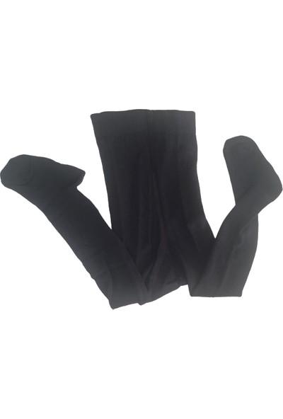 Lateks Kız Çocuk Külotlu Çorap - Laci - 0-13 Yaş