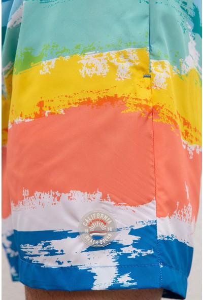 U.S. Polo Assn. Erkek Deniz Şortu 50218788-VR090
