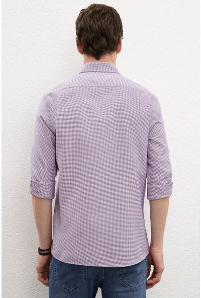 U.S. Polo Assn. Erkek Gömlek Uzunkol 50219605-VR030