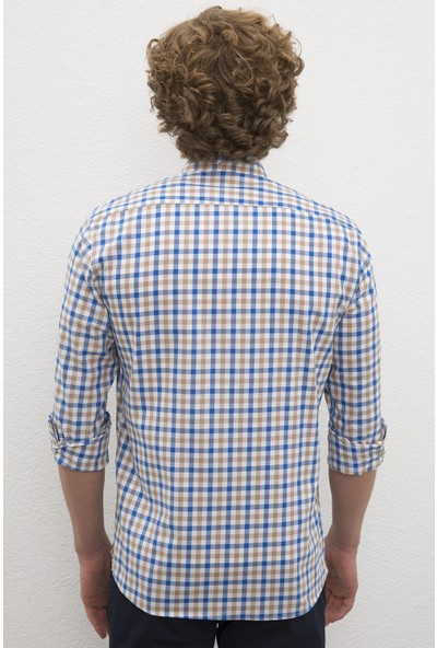 U.S. Polo Assn. Erkek Gömlek Uzunkol 50219628-VR011