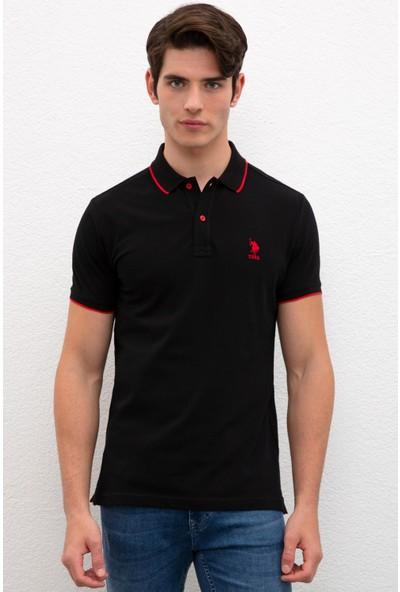 U.S. Polo Assn. Erkek T-Shirt Basic 50222592-VR046