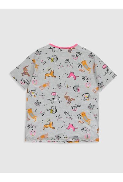 LC Waikiki Kız Çocuk T-Shirt
