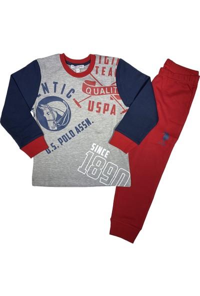 U.S. Polo Assn. Erkek Çocuk Eşofman Takım - Us2645