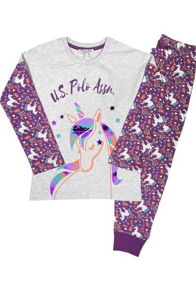 U.S. Polo Assn. Kız Çocuk Eşofman Takım - Us2690