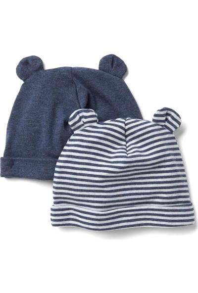 Gap Çizgili Şapka (2 Parça)