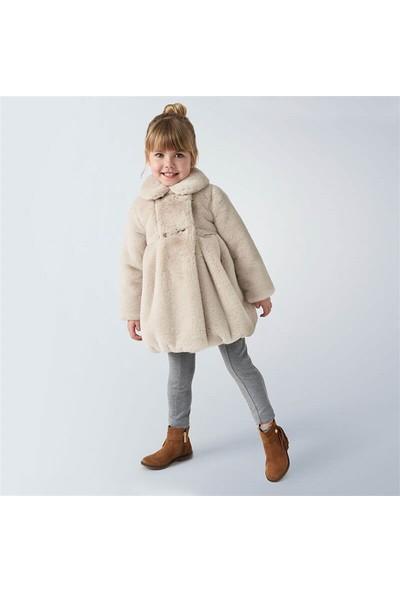 Mayoral Kız Çocuk Kışlık Peluş Mont