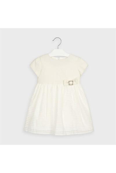 Mayoral Kız Çocuk Şık Kadife Elbise