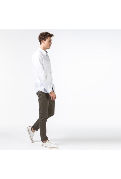 Lacoste Erkek Slim Fit Haki Pantolon HH2101.01H