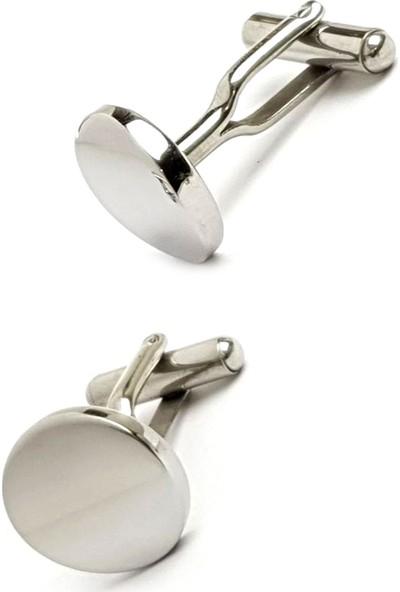 Ose Shop Çelik Erkek Kol Düğmesi