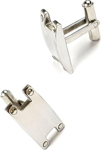 Ose Shop Çelik Modern Kol Düğmesi