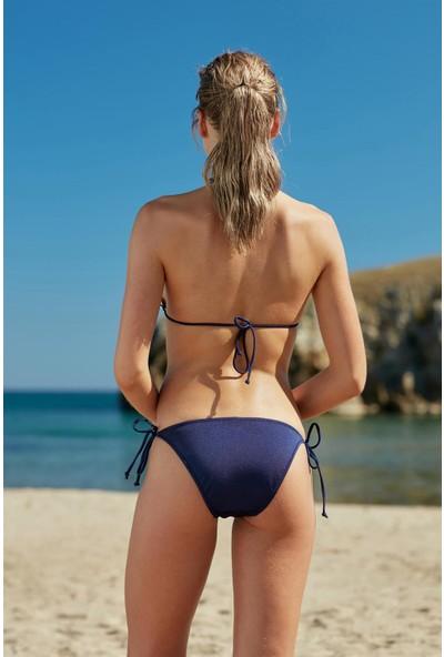 Marie Claire İpli Üçgen Bikini