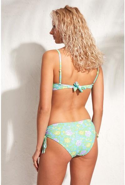 Marie Claire Dönen Dolgulu Bikini