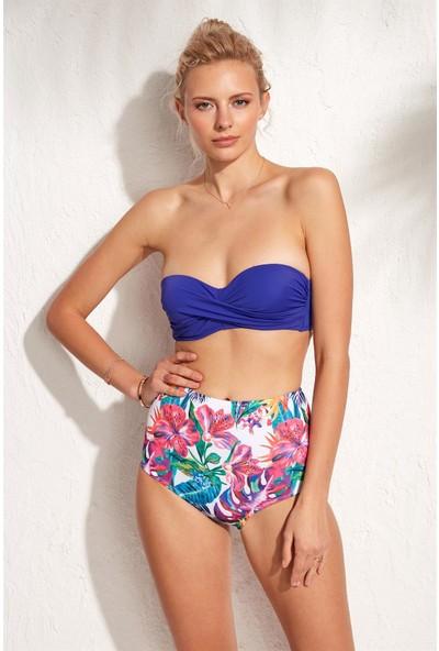 Marie Claire Straplez Yüksek Bel Bikini Takım 207460