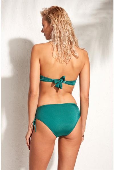 Marie Claire Kaplı Straplez Bikini