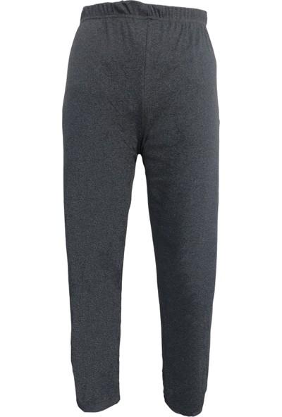 Tampap Uzun Kollu Kışlık Kalın Pamuklu Erkek Pijama Takımı 3493-uk