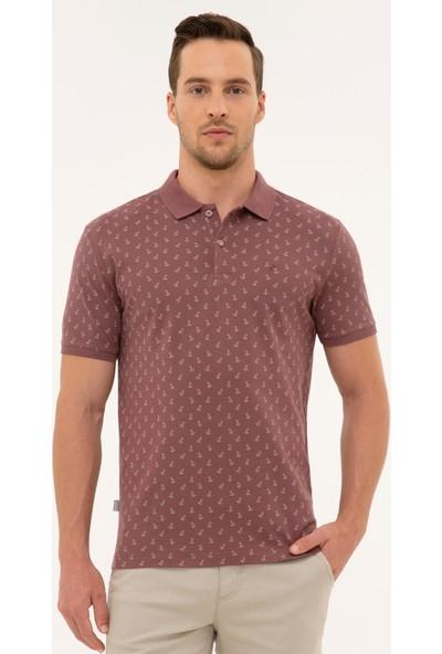 Pierre Cardin Pembe T-Shirt 50226955-VR026