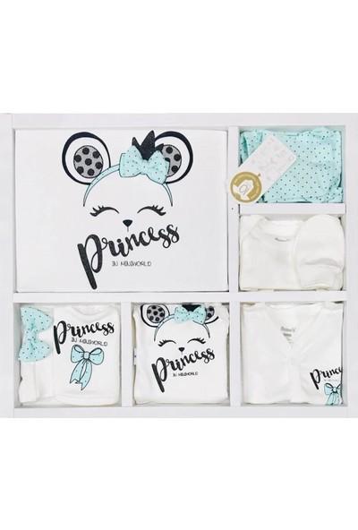 Miniworld Fiyonklu Prenses 10'lu Kız Bebek Hastane Çıkışı
