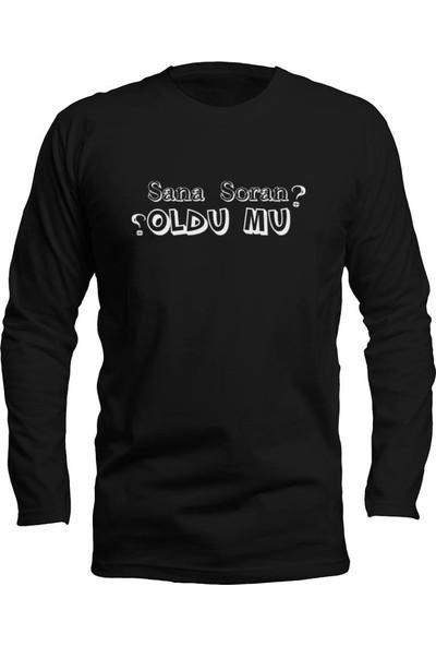 Fandomya Anadolu Replikleri Sana Soran Oldu Mu Siyah Long Sleeve