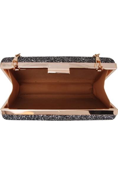 Axpe Metal Tokalı Abiye Çanta 275 Ks