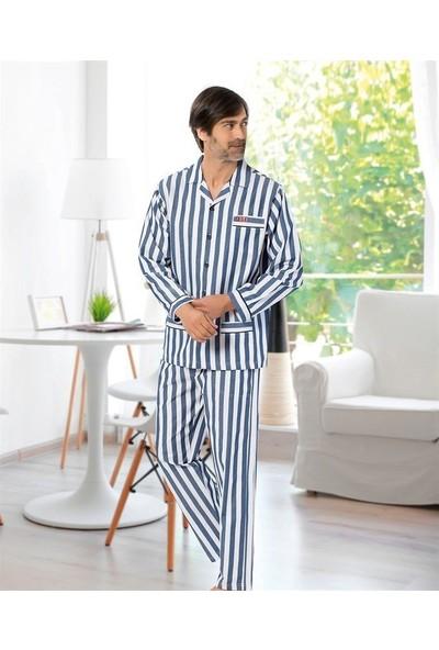 Kly Uzun Kol Pijama Takım 4007