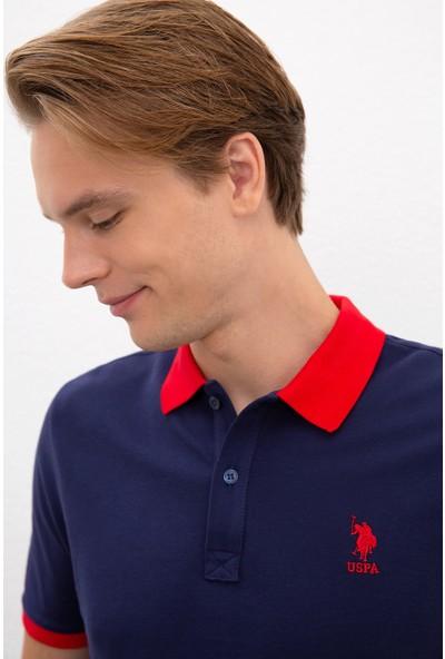 U.S. Polo Assn. Lacivert T-Shirt 50218823-VR033