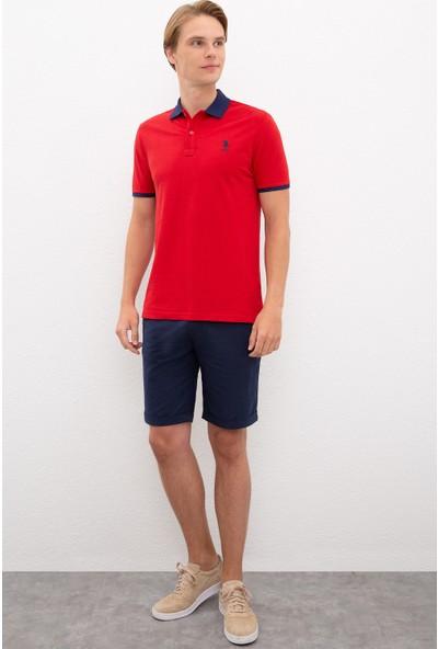 U.S. Polo Assn. Kırmızı T-Shirt 50218823-VR098