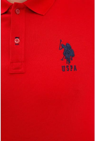 U.S. Polo Assn. Kırmızı T-Shirt 50218831-VR098