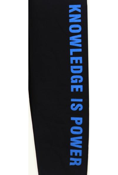 Breeze Erkek Çocuk Eşofman Takımı Kapüşonlu Mavi