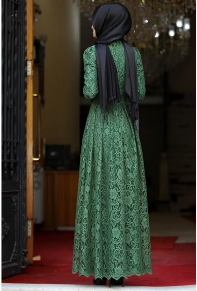 Erbilden Erb Ahunisa Henna Abiye Zümrüt 5646