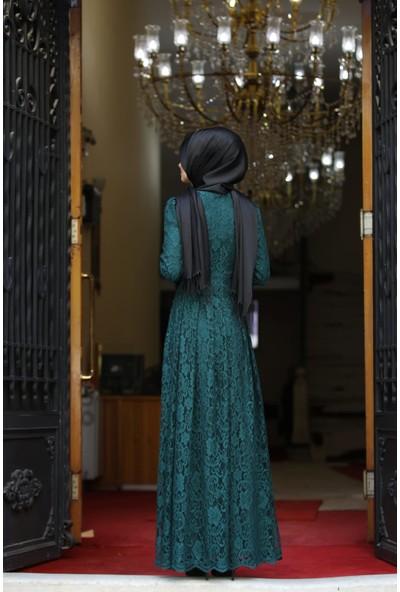 Erbilden Erb Ahunisa Henna Abiye Haki 5646