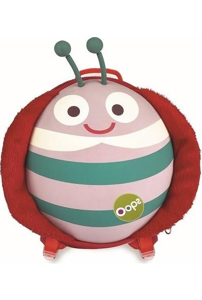 Oops Oval Sırt Çantası Uğur Böceği