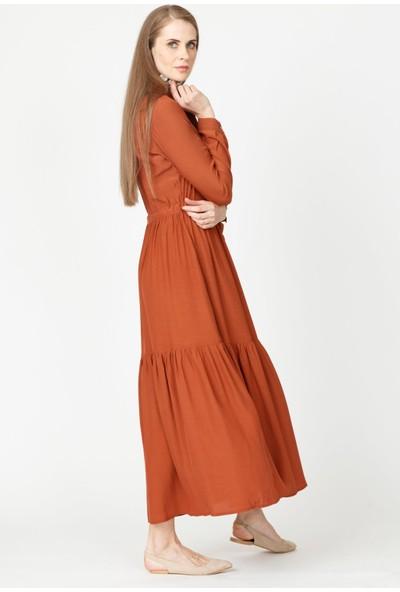 Accort S5-381 Moseda Kadın Elbise
