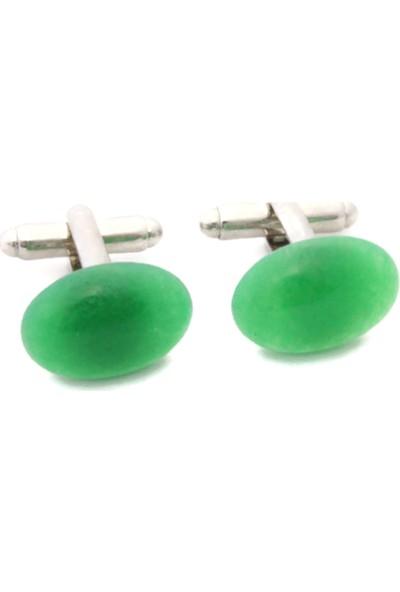 Blora Jade Kol Düğmesi