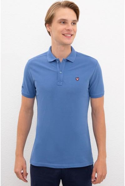 U.S. Polo Assn. Mavi T-Shirt Basic 50218822-MV0273