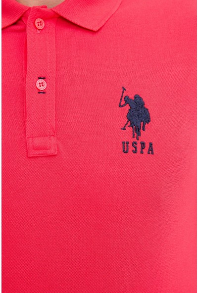 U.S. Polo Assn. Pembe T-Shirt 50218831-VR162