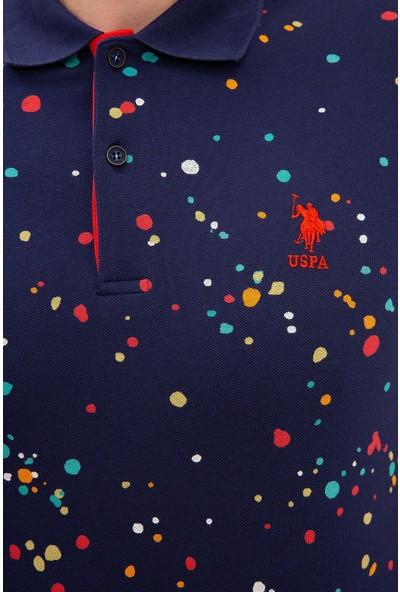 U.S. Polo Assn. Lacivert T-Shirt 50219230-VR033