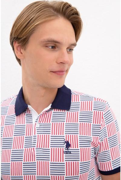 U.S. Polo Assn. Kırmızı T-Shirt 50225022-VR030