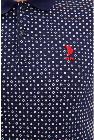 U.S. Polo Assn. Lacivert T-Shirt 50225232-VR033