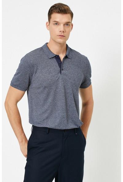 Koton Polo Yaka Kısa Kollu T-Shirt