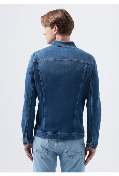 Frank Vintage Comfort Jean Ceket 0115232229