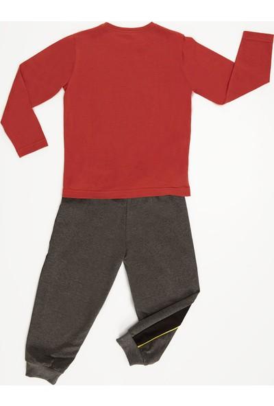 Mushi Skater Robot Erkek Çocuk Pantolon Takım