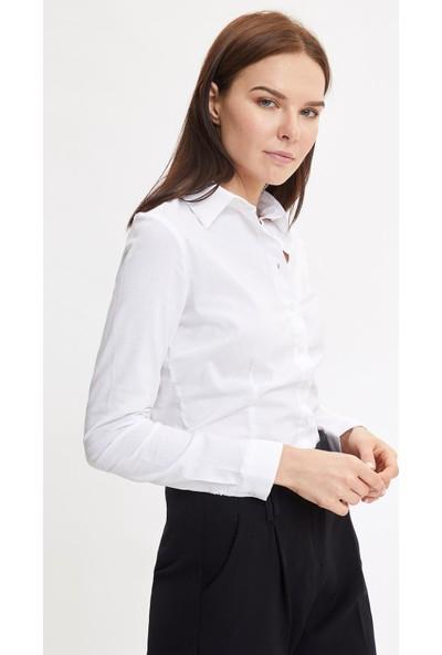 DeFacto Uzun Kollu Gömlek