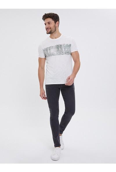 Loft Erkek Bisiklet Yaka T-Shirt 2024565