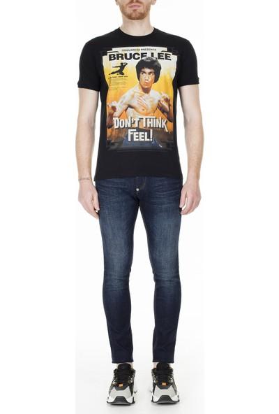 Philipp Plein Jeans Erkek Kot Pantolon