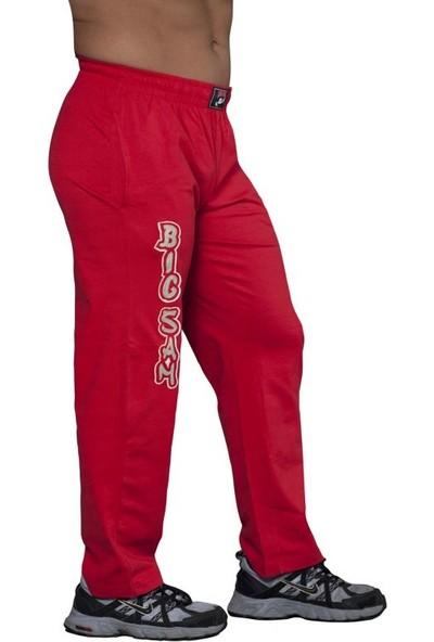 Big Sam Rahat Kesim Kırmızı Body Pantolon 829