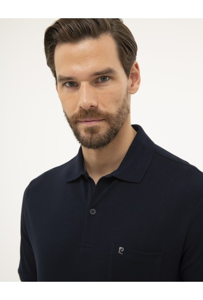 Pierre Cardin Erkek Regular Fit Polo Yaka T-Shirt 50225513-Vr100