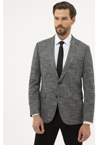 Pierre Cardin Erkek Ekstra Slim Fit Ceket 50229557-Vr046